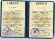 Диплом об окночании вуза, Витковский Ольгерд Викторович