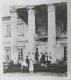 Палац Караля Станіслава Незабытоўскага ў маёнтку Ольса, 1918 г